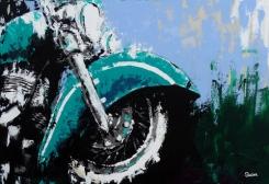 Indian Motorcycle fine art